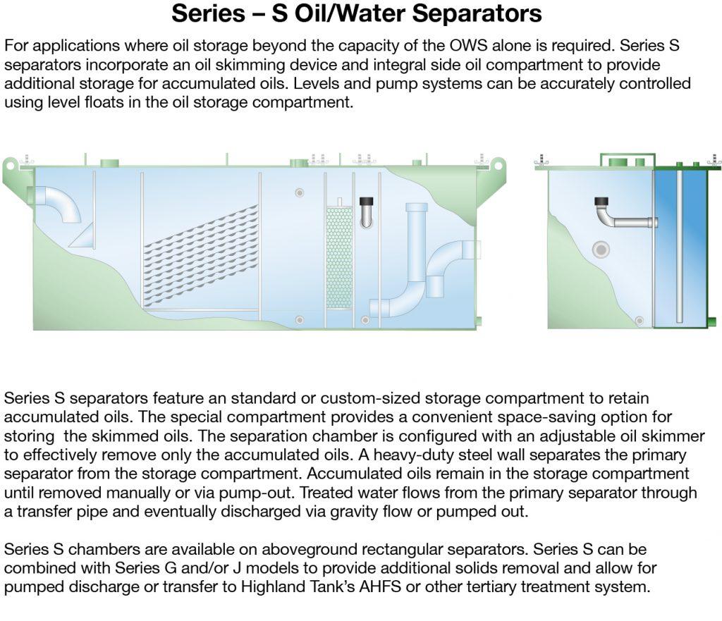oil/water separators - Highland Tank