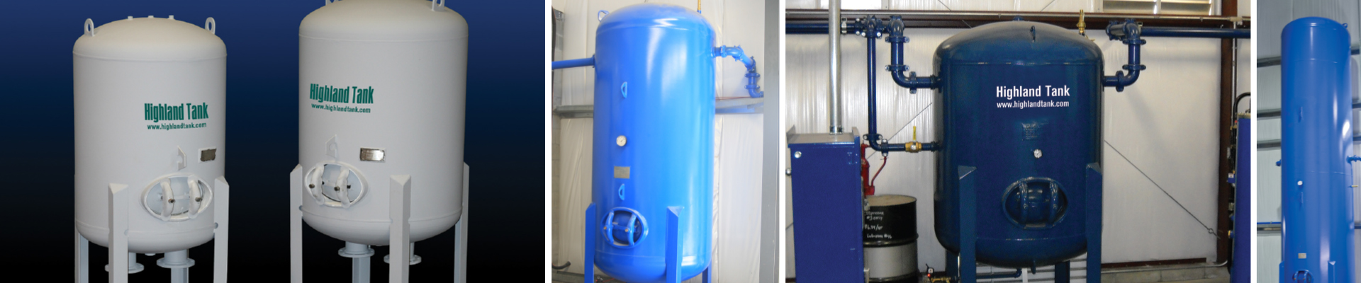 specialty asme pressure vessels - Highland Tank