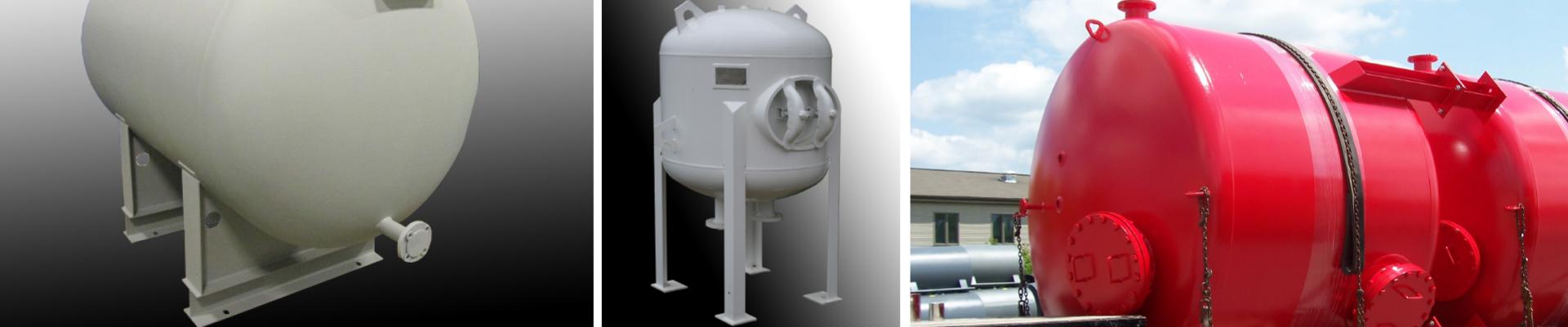 Specialty Asme Pressure Vessels Highland Tank
