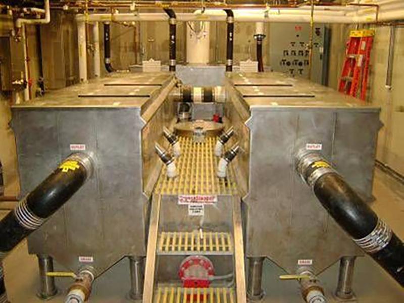 Grease Interceptors Help Prevent Sanitary System Overflows