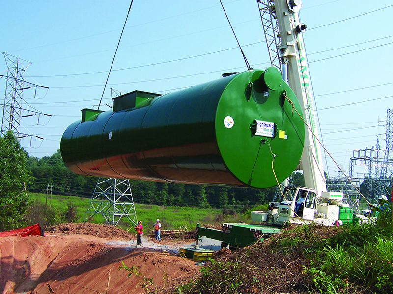 Part 1: Creative Solutions To Secondary Containment At Electrical Substations