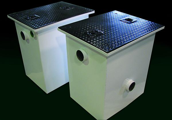 Manual Oil Interceptors Ideal For Indoor Applications