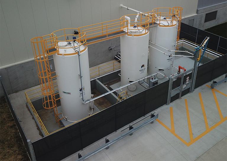 Petroleum & Chemical Storage Tanks