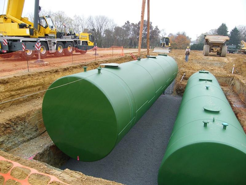 Modular Rainwater Management