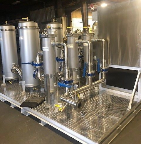 Advanced Filtration Systems For Zero Discharge Facilities