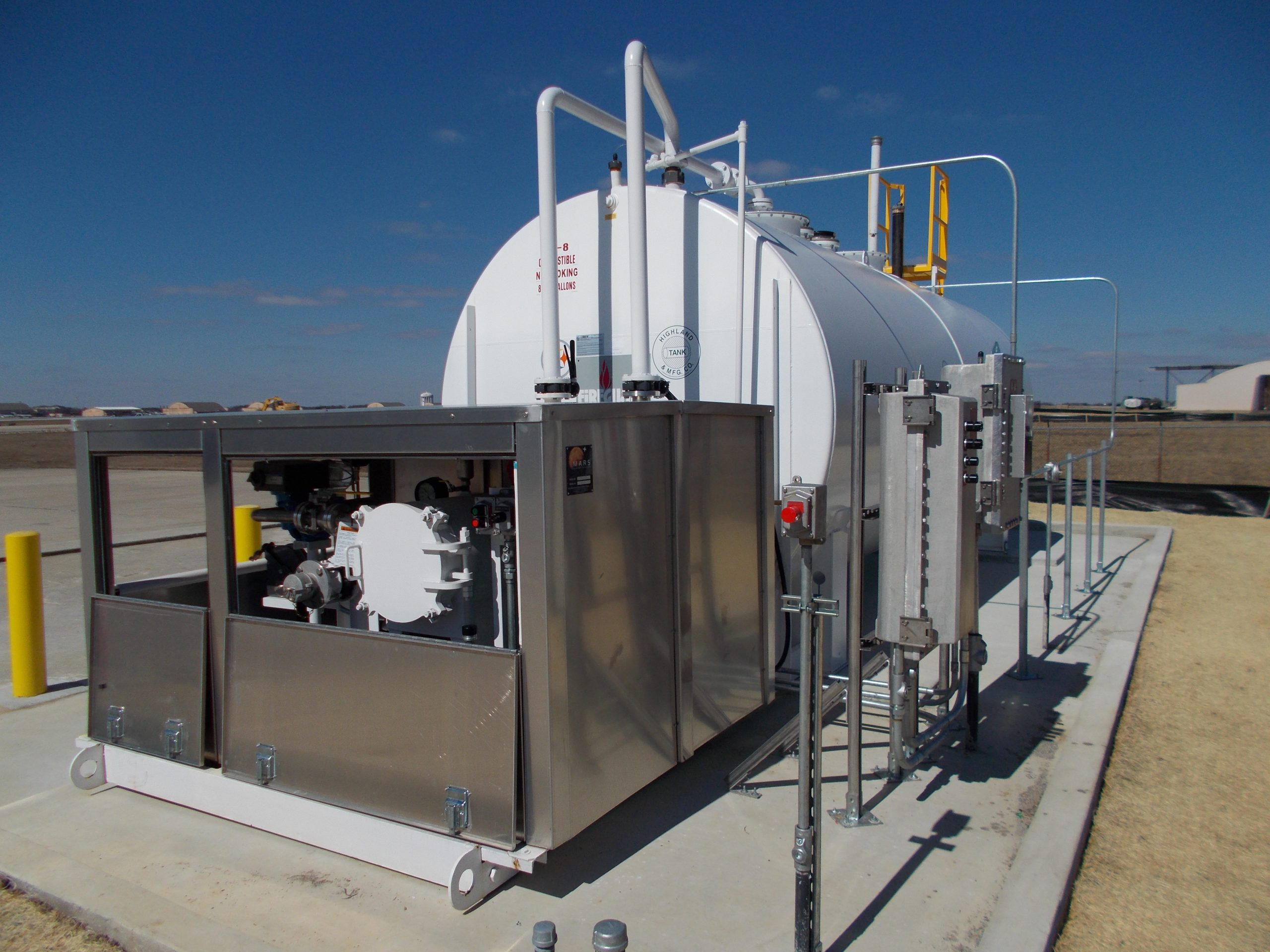 Modular Aviation Fueling System Solutions