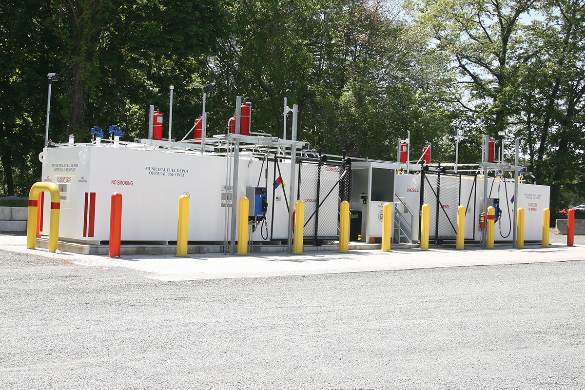 Complete Tank & Pump Systems For Secure Remote Fueling