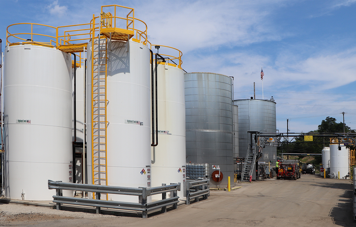 API 650 Storage Tanks For The Oil & Natural Gas Industry