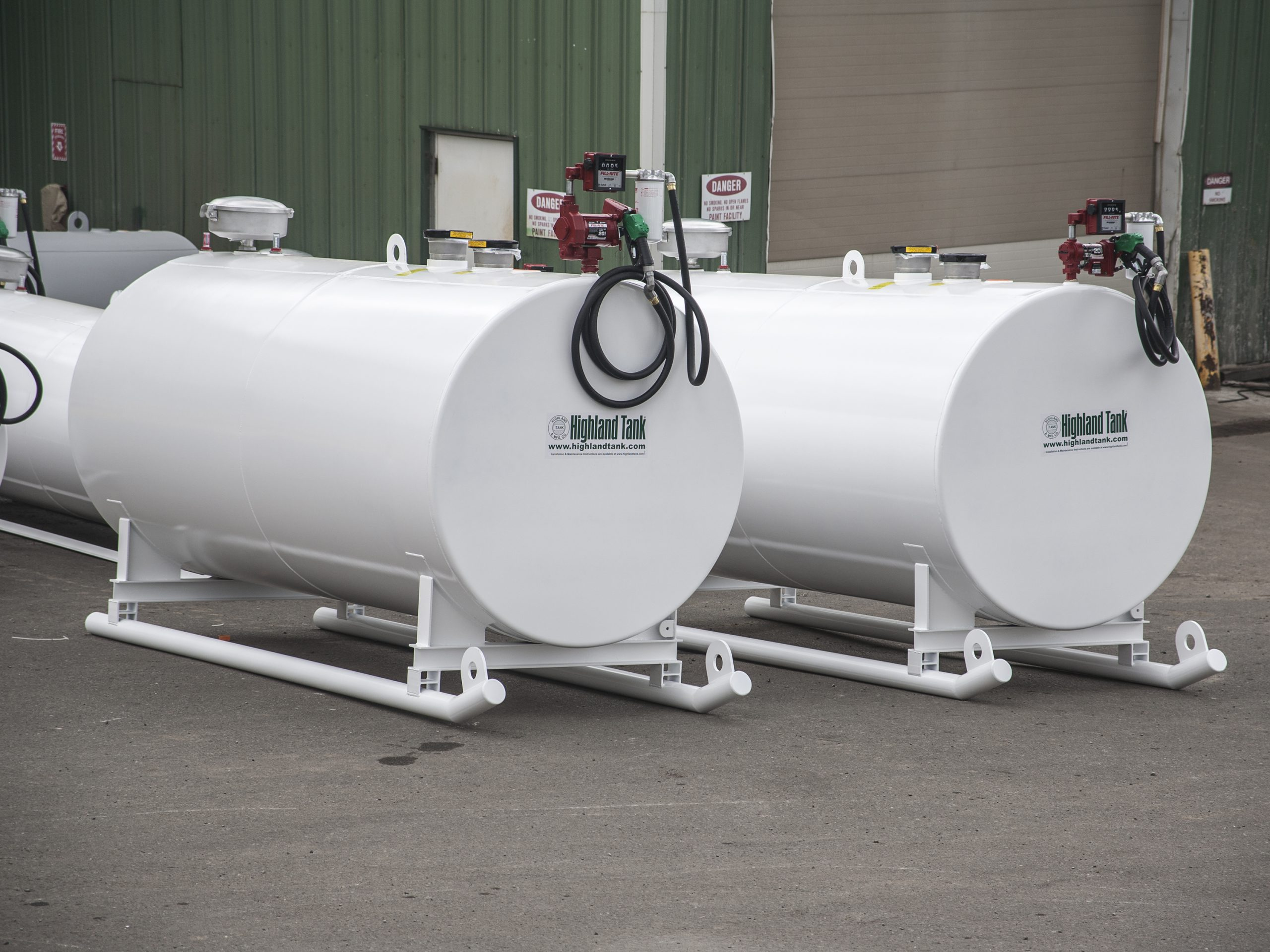 Fuel Dispensing & Fuel Management Systems